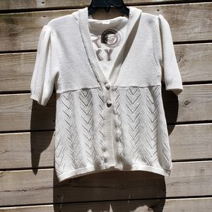 Roxy Vintage Sweater Top 😍